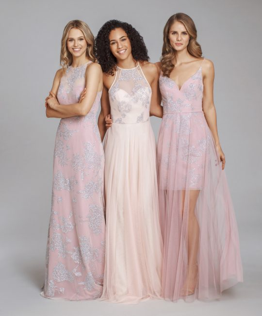 Hayley Paige Occasions Bridesmaids